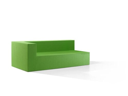 Club sofa lateral 93