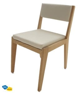 Room 26 Chair 01 - leather